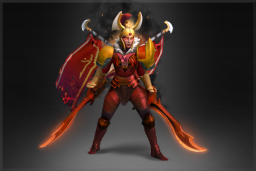 "Legion Commander ""Blades of Voth Domosh"""