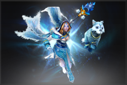 "Crystal Maiden ""Frost Avalanche"""