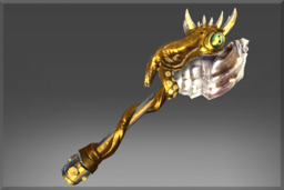 "Slardar ""Golden Grasping Bludgeon"""