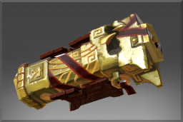 "Earthshaker ""Golden Gravelmaw"""