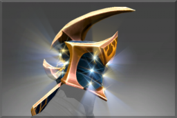 "Razor ""Golden Severing Crest"""