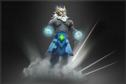 "Zeus ""Tempest Helm of the Thundergod"""